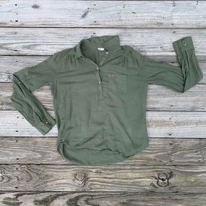 Hollister Women's Button Down Size Small